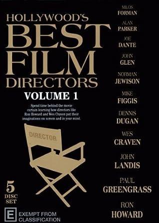 Hollywoods Best Film Directors: Volume 1 DVD by David Zucker ...