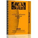 Allis Chalmers Gleaner E Combine Engine only Service Manual