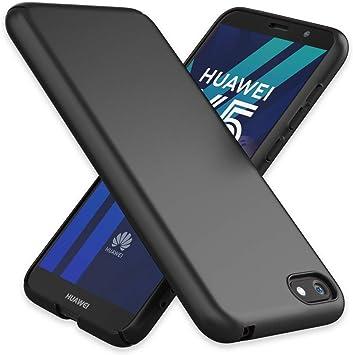 NALIA Funda Compatible con Huawei Y5 2018, Hard-Case Protectora ...