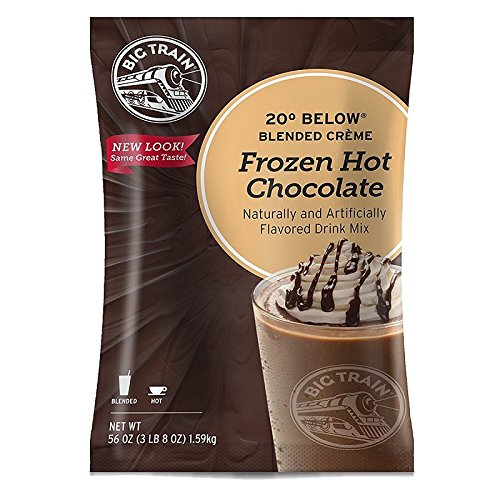 Big Train 20 Below Frozen Hot Chocolate 35 lb Bulk Bag