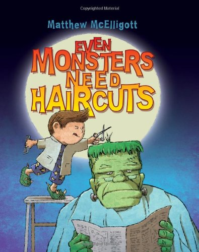 Even Monsters Need Haircuts pdf