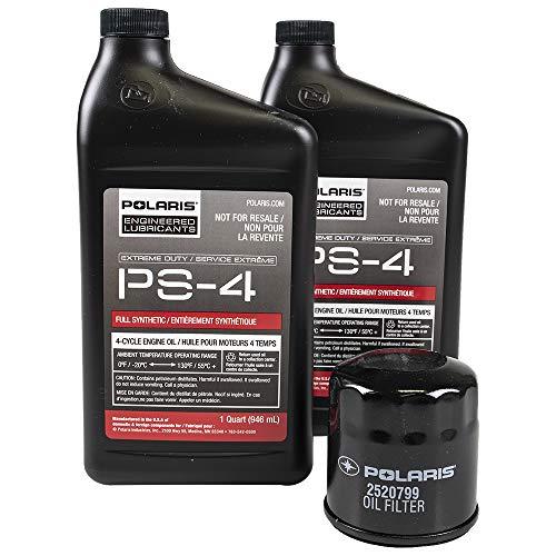 PURE POLARIS Extreme Duty Oil Change Kit - 2878924 - Extreme Duty Kit