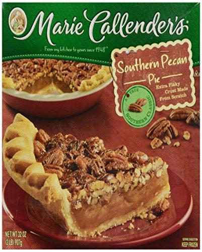Marie Callender's Frozen Pie Dessert, Southern Pecan, 32 - Pie Peacan