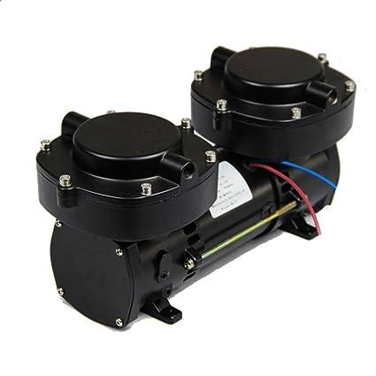 iorman Original portátil 12 V 160 W diafragma buceo Compresor pipa de buceo bomba de vacío