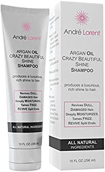 Andre Lorent Argan Oil Shampoo For Dry, Damaged, Thinning Hair & Split Ends