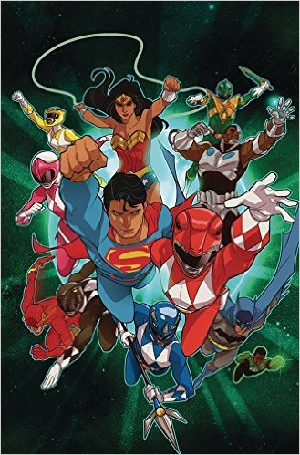 Justice League Power Rangers #2 (of 6) Comic Book pdf