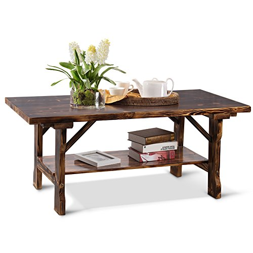 tribesigns-rustic-47-coffee-table-with-bottom-shelf-for-living-room-solid-wood-finish