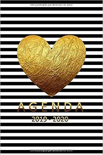 agenda 2019-2020: agenda 2019-2020 semanal del 1 de ...