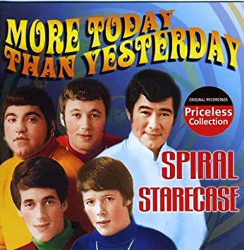 Image result for MORE TODAY THAN YESTERDAY SPIRAL STARECASE IMAGES
