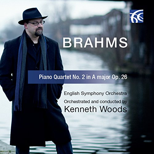 Brahms: Piano Quartet No. 2 in a Major, Op. 26 for Orchestra