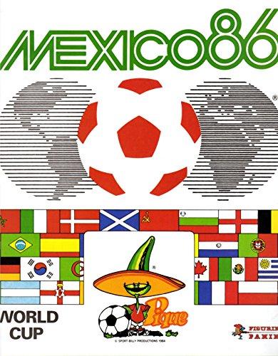 Álbum mundial de fútbol México 1986 (English Edition)