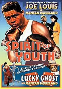 Spirit of Youth / Lucky Ghost (DVD) (1938) (All Regions) (NTSC) (US Import)