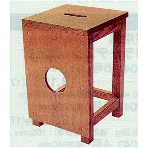 工作用椅子 CN-46型 なら B50-2062 B00B7DGFNA