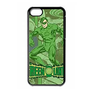 Green Lantern Comic iPhone 5c Cell Phone Case Black phone component AU_575917
