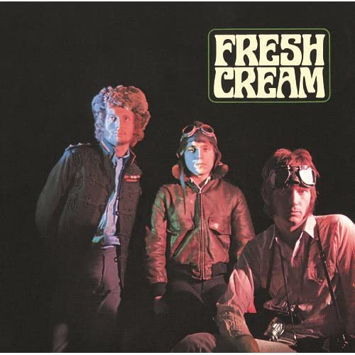 Fresh Cream (Remastered) - Cream - 2016