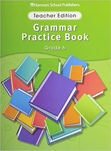 Storytown Grammar Practice Book Grade 6: Teacher Edition: Amazon ca