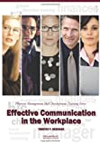 img - for Effective Communication in the Workplace: Pinpoint Management Skill Development Training Series book / textbook / text book