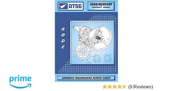 ford crown victoria transmission repair manual