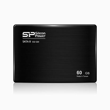 Silicon Power 60GB S60 SATA Solid State Drive SSD 60 GB