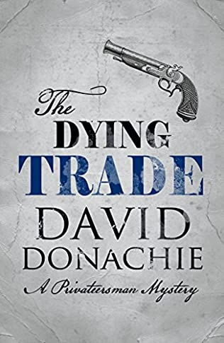 book cover of The Dying Trade