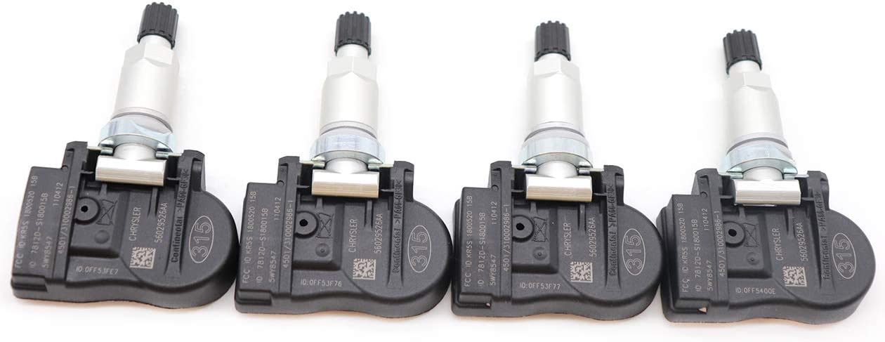 Lovey-AUTO OEM # 56029400AE 56029400AE Tire Pressure Monitor System TPMS Sensor For Chrysler Dodge Jeep