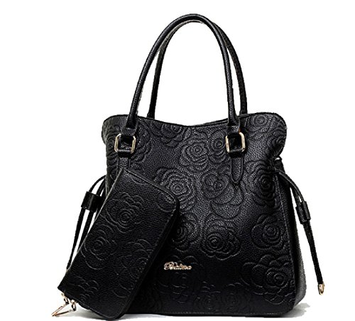 Modern And New Fashion Woman Girl Bag Clutches Top Handle Bag Cross-body Bag Tote Bag Satchels Pu Leather Bag
