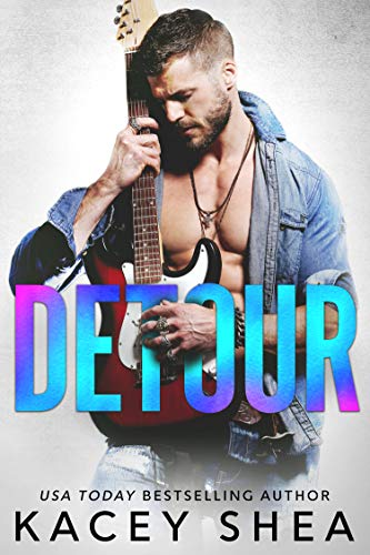 Detour (An Off Track Records Novel) by [Shea, Kacey]