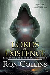 Lords of Existence (Saga of the God-Touched Mage Book 8)