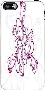 Snoogg Abstracto Fresco Diseñador Tatuaje Patrón Protector Nuevo Caso Para El...