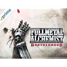 Fullmetal Alchemist Brotherhood (English Dubbed) Season 1