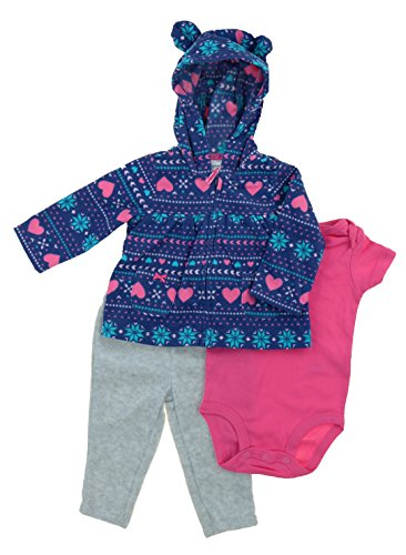 Carters Matching Winter Outfit Bodysuit