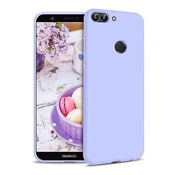 Funda para Huawei P Smart Carcasa Silicona Huawei P Smart ...