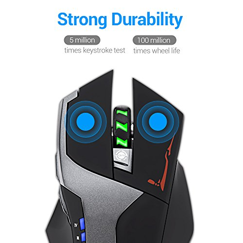 Bakth Nano 2 4 Ghz Cordless Optical Gaming Mouse With 6