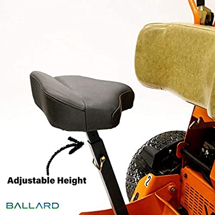 Universal Seat for All Stand On Machines Ballard Inc SitOn Stander Seat
