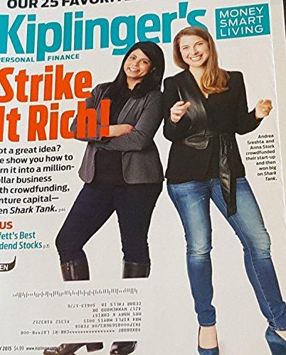Kiplinger's Personal Finance May 2015 Strike It Rich!