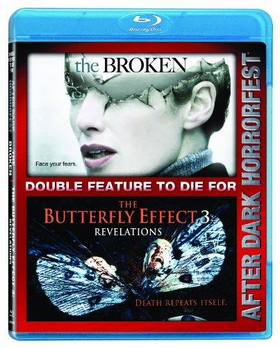 Best Of Horrorfest: Broken/ Butterfly Effect 3 - Double Feature [Blu-ray]