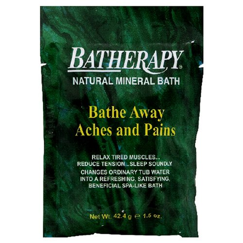 (Queen Helene Original Batherapy Mineral Salts- Packet 1.5-Ounce (Pack of 3))
