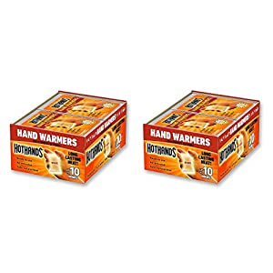 HotHands Hand Warmers 40 Pair Value Pack (.2 PACK)