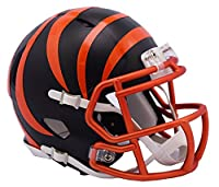Cincinnati Bengals Riddell Speed Mini Helmet - Blaze Alternate