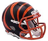 Cincinnati Bengals - Blaze Alternate Speed Riddell Mini Football Helmet - New in Riddell Box