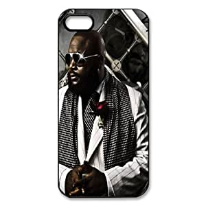 rick ross Hard back cover case fit for Apple Iphone 5 5s