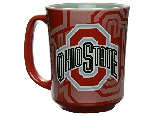 The Memory Company NCAA Ohio State University Reflective Mug, One Size, Multicolor from The Memory Company