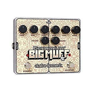 ELECTRO HARMONIX Germanium 4 Big Muff