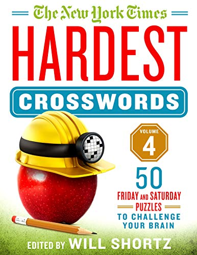 Pdf Humor The New York Times Hardest Crosswords Volume 4: 50 Friday and Saturday Puzzles to Challenge Your Brain