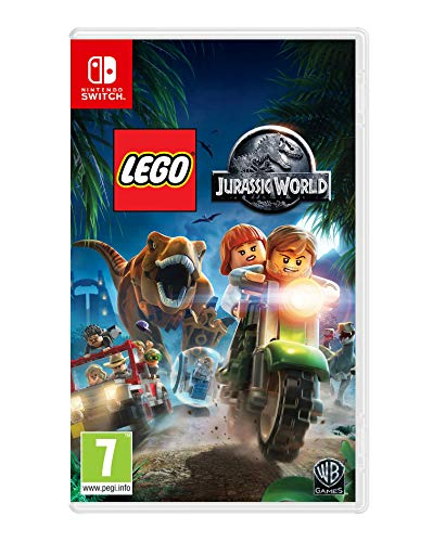 Lego Jurassic World (Nintendo Switch) 1