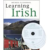 Learning Irish: Text with 4 Audio CDs