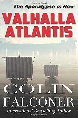 book cover of Valhalla Atlantis