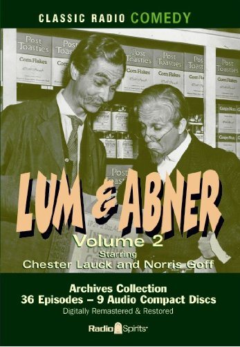 Lum & Abner Volume 2 (Old Time Radio) (Archives Collection) (Radio Archives)