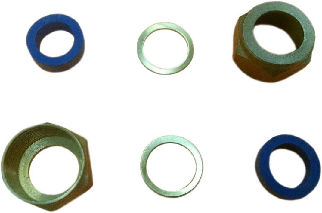 GGW58 4 Gauge Glass Washers//Water Level Sight Glass Washers//STEAM BOILER
