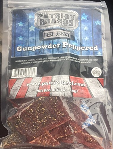 Gunpowdered Black Pepper Beef ()